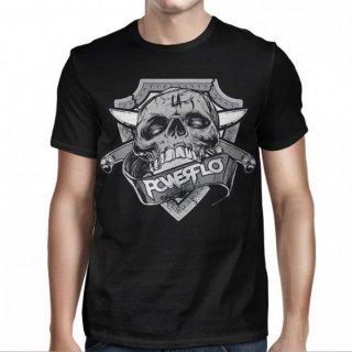 POWERFLO Crest-180 Proof, Tシャツ