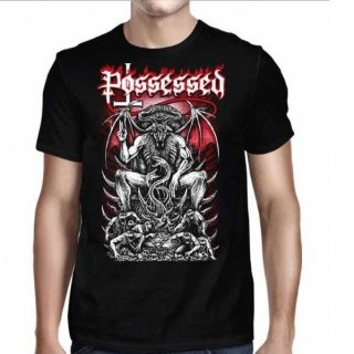 POSSESSED Winged Goat A New Dawn, Tシャツ