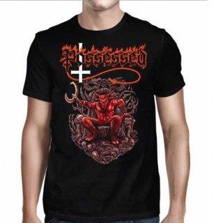 POSSESSED Devil Throne A New Dawn, Tシャツ