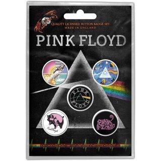 PINK FLOYD Prism, バッジセット