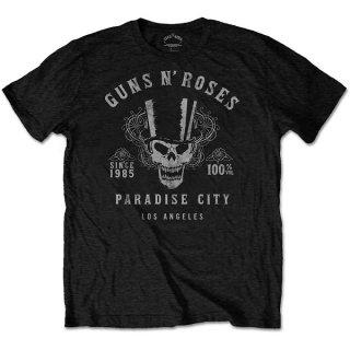 GUNS N' ROSES 100% Volume, Tシャツ