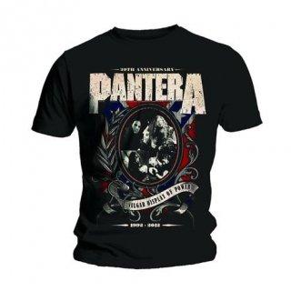 PANTERA Anniversary Shield, Tシャツ