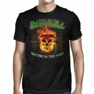 OVERKILL Rotten To the Core, Tシャツ
