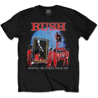 RUSH Moving Pictures Tour, Tシャツ
