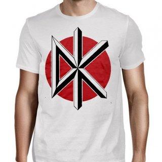 DEAD KENNEDYS Jumbo Logo White, Tシャツ