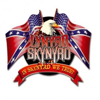 LYNYRD SKYNYRD Eagle, グリーティングカード