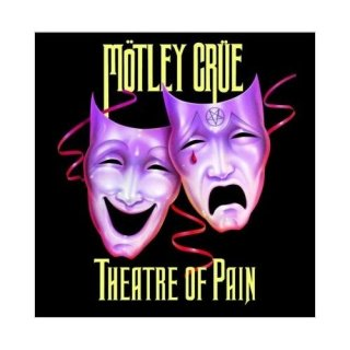 MOTLEY CRUE Theatre Card, グリーティングカード