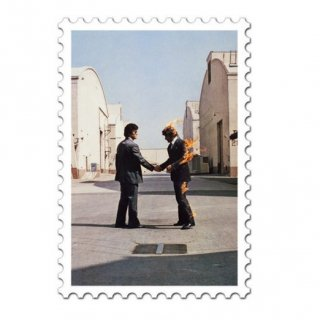 PINK FLOYD Wish You Were Here, ポストカード