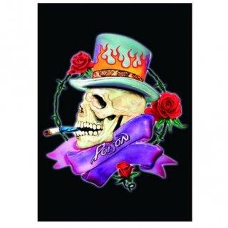 POISON Skull, ポストカード
