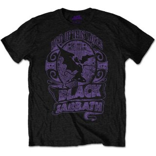 BLACK SABBATH Lord Of This World, Tシャツ