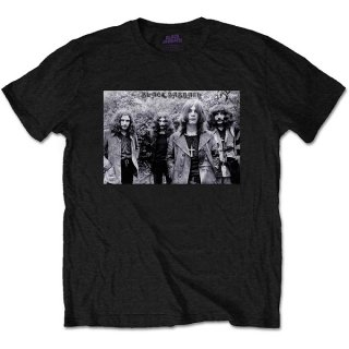 BLACK SABBATH Group Shot, Tシャツ