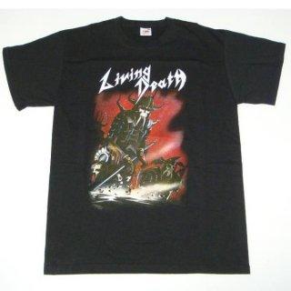 LIVING DEATH Vengeance Of Hell, Tシャツ