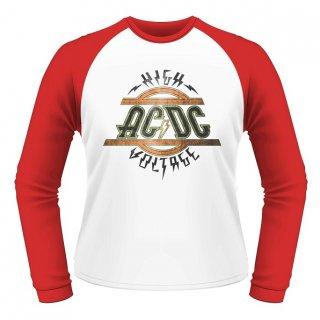 AC/DC High Voltage, ラグランロングTシャツ