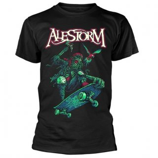 ALESTORM Pirate Pizza Party, Tシャツ
