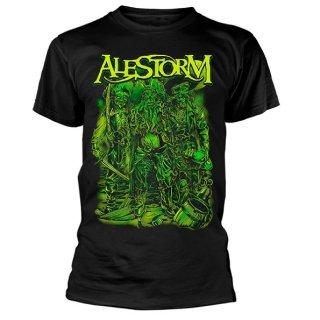 ALESTORM Take No Prisoners, Tシャツ