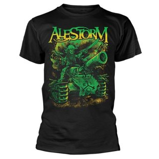 ALESTORM Trenches And Mead, Tシャツ