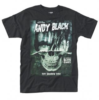 ANDY BLACK The Shadow Side, Tシャツ