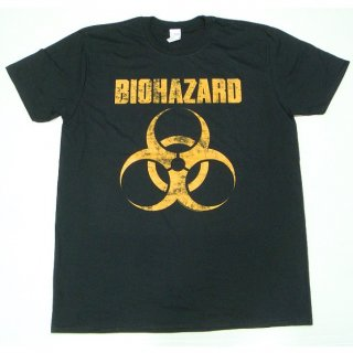 BIOHAZARD Logo, Tシャツ