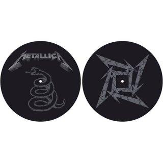 METALLICA The Black Album, スリップマット(2枚入り)
