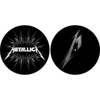METALLICA M & Shuriken, スリップマット(2枚入り)