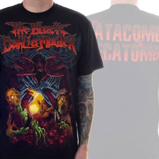 THE BLACK DAHLIA MURDER Catacomb Hecatomb, Tシャツ