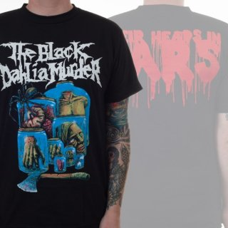 THE BLACK DAHLIA MURDER Jars, Tシャツ