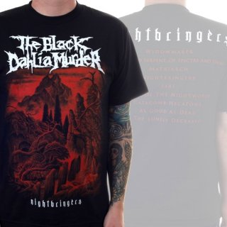 THE BLACK DAHLIA MURDER Nightbringers, Tシャツ