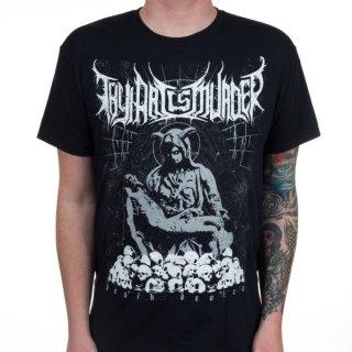 THY ART IS MURDER Death Dealer, Tシャツ