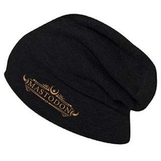 MASTODON Emperor Of Sand Logo, ニットキャップ