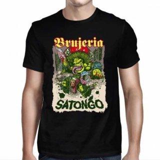 BRUJERIA Satongo-parte Hombre, Tシャツ