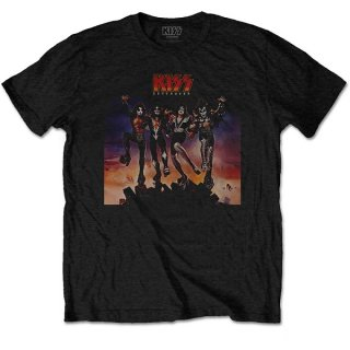 KISS Destroyer 2, Tシャツ