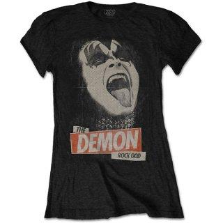 KISS The Demon Rock, レディースTシャツ