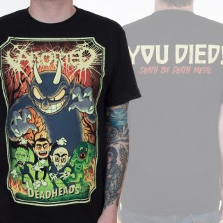 ABORTED Deadheads (Color), Tシャツ