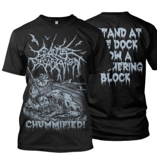 CATTLE DECAPITATION Chummified, Tシャツ