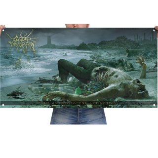 CATTLE DECAPITATION Anthropocene Extinction, 布製ポスター