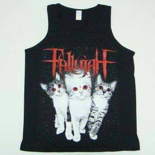 FALLUJAH Cats, タンクトップ