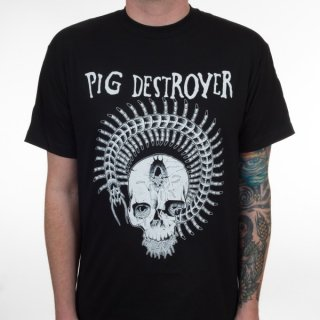 PIG DESTROYER Prescott, Tシャツ