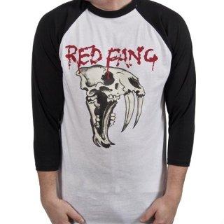 RED FANG Fang, ラグラン七分袖シャツ