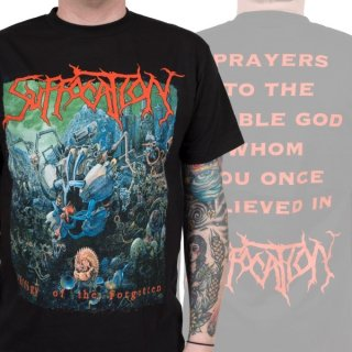 SUFFOCATION Effigy, Tシャツ