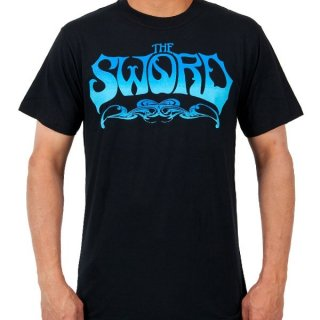 THE SWORD Fire and Ice Logo/Ice, Tシャツ