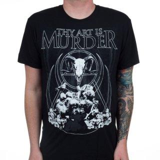 THY ART IS MURDER Death Pile, Tシャツ