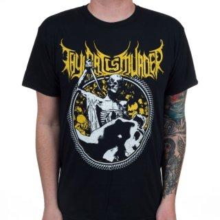 THY ART IS MURDER Death Slave, Tシャツ