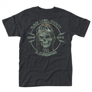 BLACK LABEL SOCIETY Doom Trooper, Tシャツ