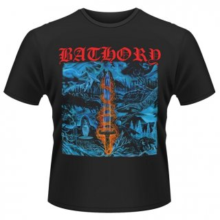 BATHORY Blood On Ice, Tシャツ