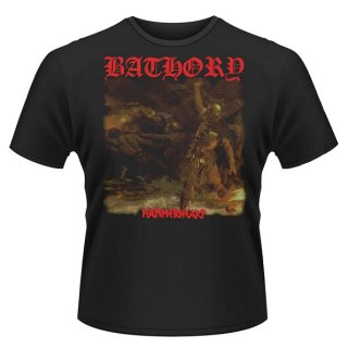 BATHORY Hammerheart, Tシャツ