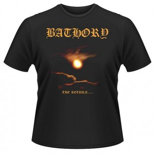 BATHORY The Return..., Tシャツ