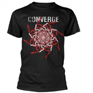 CONVERGE Snakes, Tシャツ