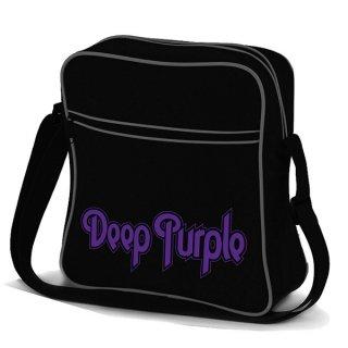 DEEP PURPLE Logo, フライトバッグ