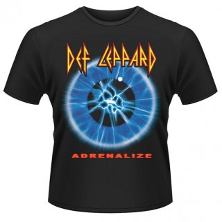 DEF LEPPARD Adrenalize, Tシャツ