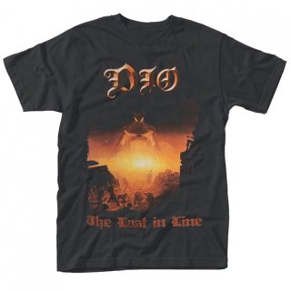 DIO Last In Line/Pl, Tシャツ